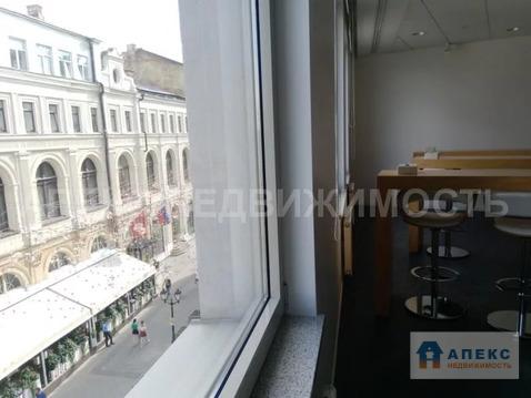 Аренда офиса 479 м2 м. Кузнецкий мост в бизнес-центре класса А в . - Фото 5