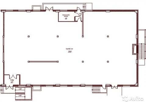 Торговое помещение,553.4 м в центре Наро-Фоминска - Фото 2