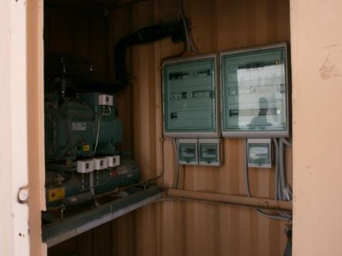 В аренду склад-холодильник 80 м.кв. - Фото 2