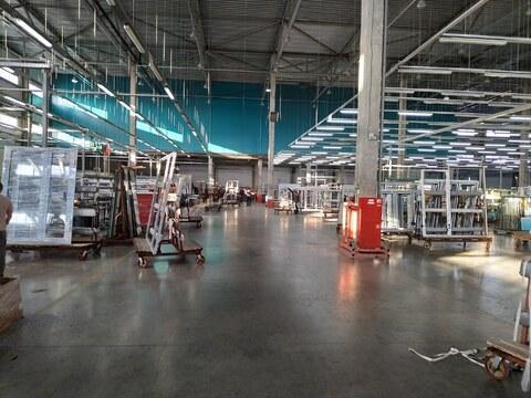 Производственно-складской комплекс класса А 10416 кв.м. - Фото 1