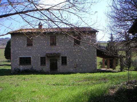 Продается усадьба в Сан-Теренциано, Перуджа, Италия - Фото 2