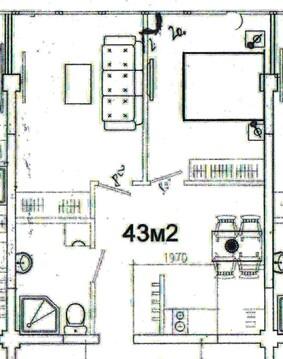 2 комнатные апартаменты с ремонтом в элитном комплексе - Фото 3
