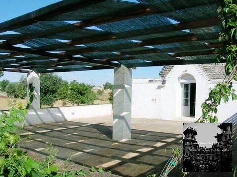 Продается усадьба с домами Трулли в Остуни - Фото 3