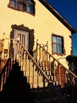 Зимняя горка Солнечная 19 дом на 8 сотках ИЖС бассейн баня гараж газ - Фото 1