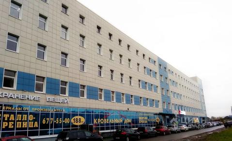 Склад в Санкт-Петербург 6-й Верхний пер, 12б (157.3 м) - Фото 1