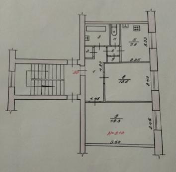 Квартира, ул. ким, д.9 - Фото 4