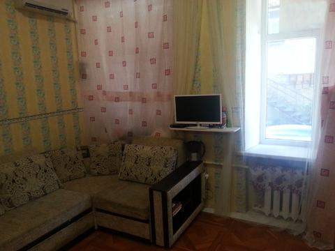 Продаю комнату 15м, Центр, Тургеневская - Ворошиловский, 1/2 кирп. - Фото 1