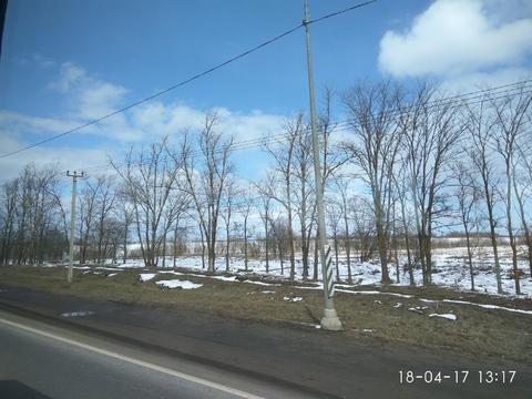 Продается земля пром назначения под склад, производство Тосненский р-н - Фото 1
