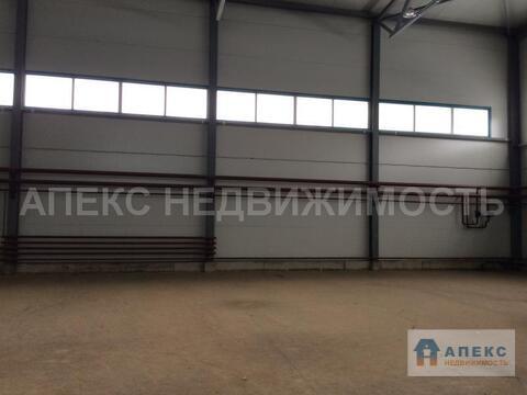Аренда помещения пл. 570 м2 под склад, производство, Подольск . - Фото 4