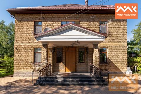 Продается дом, г. Сестрорецк, 2-я Тарховская - Фото 1