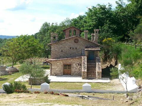 Каменный хутор / вилла особенной постройки Код 144 - Фото 4