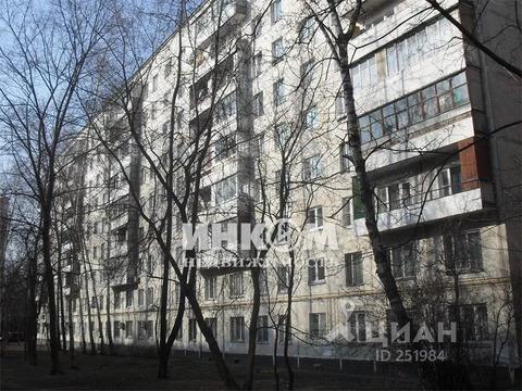 1-к кв. Москва ул. Молостовых, 19к2 (32.8 м) - Фото 1