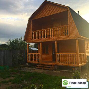 Аренда дома посуточно, Вишняково, Ногинский район - Фото 1