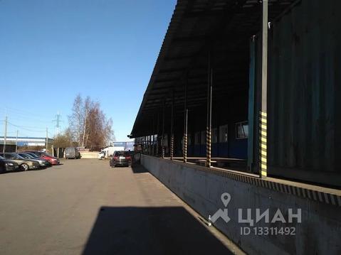 Склад в Санкт-Петербург Домостроительная ул, 3в (4051.0 м) - Фото 1