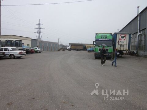 Склад в Астраханская область, Астрахань Рыбинская ул. (35.0 м) - Фото 1
