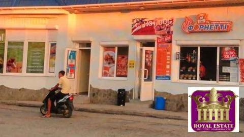 Продается торговая площадь Респ Крым, Симферопольский р-н, пгт . - Фото 1