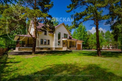 Продажа дома, Верхнее Дуброво, Белоярский район, Сосновая - Фото 1