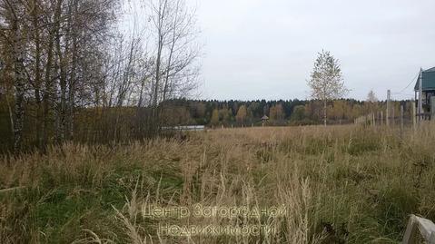 Участок, Щелковское ш, 35 км от МКАД, Воскресенское с. (Ногинский . - Фото 1