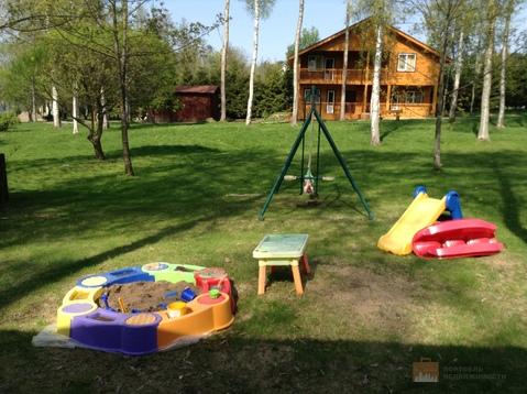 Продажа турбазы на озере в Ленобласти 1200 кв.м на 153 сотках земли - Фото 1
