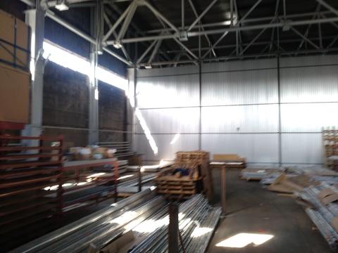Отапливаемый склад 290 кв.м. - Фото 1