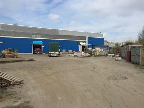 Продам производственное помещение 2843 кв.м. - Фото 2