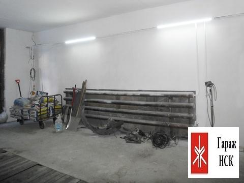 Сдам большой гараж в ГСК Автоклуб №520. Шлюз, Плотинная 9/1, за жби - Фото 5