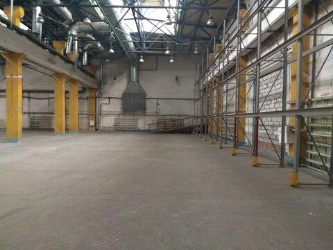 Производство/Склад 1500кв.м,1 мвт,7 ворот, пандус - Фото 2