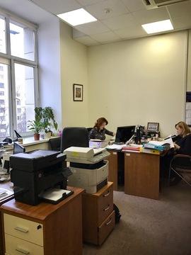 Аренда офиса в Москве, Рижская Проспект Мира, 245 кв.м, класс B+. м. . - Фото 4