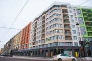 Двухкомнатная квартира, 58,2 кв.м. Васильевский остров у набережной - Фото 1