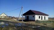 Недостроенный дом, п.Богандинский, Тюменский район - Фото 2