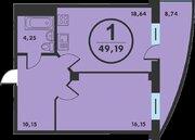 Продажа квартиры, Тюмень, Ул. Федюнинского, Купить квартиру в Тюмени по недорогой цене, ID объекта - 332215551 - Фото 1