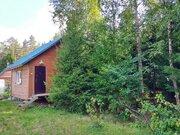 Продается участок С небольшим новым домом под выборгом, недалеко от за - Фото 1
