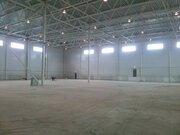 450 Руб., Складской комплекс класса В+ 1150 кв.м., Аренда склада в Подольске, ID объекта - 900685974 - Фото 1