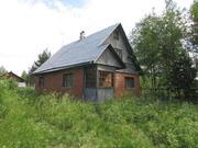 Тёплый садовый дом - 100 м2 с участком 11 сот. Уютное садоводство - Фото 1