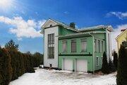Кп «Русская деревня» коттедж 400 кв.м. и гостевой дом 76 м2