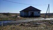 Недостроенный дом, п.Богандинский, Тюменский район - Фото 4
