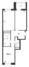 Продажа 2-комнатной квартиры, 68.5 м2 - Фото 2
