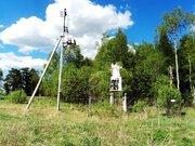 6,8 Га в деревне Милятино, 110 км от МКАД, Можайский р-н. - Фото 2