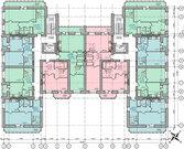 3 853 780 Руб., Двухуровневая квартира 80 кв.м. в Заволжском районе, Купить квартиру от застройщика в Ярославле, ID объекта - 324825886 - Фото 5