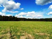 6,8 Га в деревне Милятино, 110 км от МКАД, Можайский р-н. - Фото 1