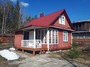 Продам дачу 50 кв.м, участок 12 сот, сад-во Мшинская, ст. Радуга-1 - Фото 1