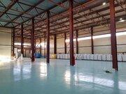 Новый складской комплекс 1490 кв.м. - Фото 1