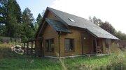 Новый красивый дачный дом в сказочном месте с видом на Вуоксу - Фото 1