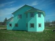 Слапи дер. Ленинградской области, дом 240 кв. м на участке 19 соток - Фото 1