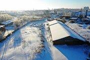Сдается в аренду промышленная земля со складом 2000 кв.м, в г. Можайск