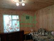 Дом в Тюменская область, Тюменский район, Источник-2 СНТ (25.0 м)