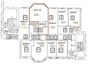 Аренда офиса 44 м2 м. Краснопресненская в административном здании в . - Фото 2