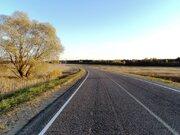 Участок на берегу реки, 6,6 Га. д. Милятино, 120 км от МКАД, МО. - Фото 4